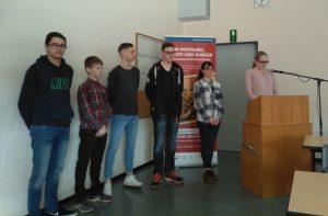 Pressekonferenz zur Weltkriegsausstellung in Großauheim und Conflans: ein europäisches Projekt
