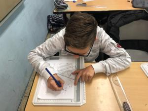 WP 1: Technisches Zeichnen in der Klasse 7