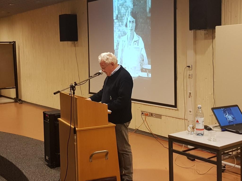 Vortrag für die Jahrgangsstufe 10 der Lindenauschule: Die Reichspogromnacht in Großauheim 1938