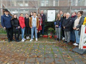 Großauheimer Schülerinnen und Schüler erinnern an ihre jüdischen Mitbürger