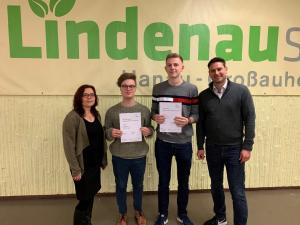 """Der Schulwettbewerb """"Jugend debattiert"""" an der Lindenauschule"""