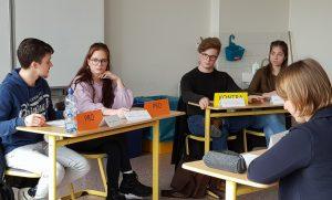 """Lindenauschule beim Regionalwettbewerb von """"Jugend debattiert"""" würdig vertreten"""