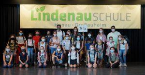Einschulung in Corona-Zeiten: Lindenauschule begrüßt über 160 neue Fünftklässler