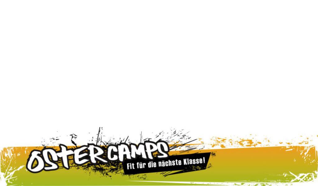 Ostercamp in der Lindenauschule