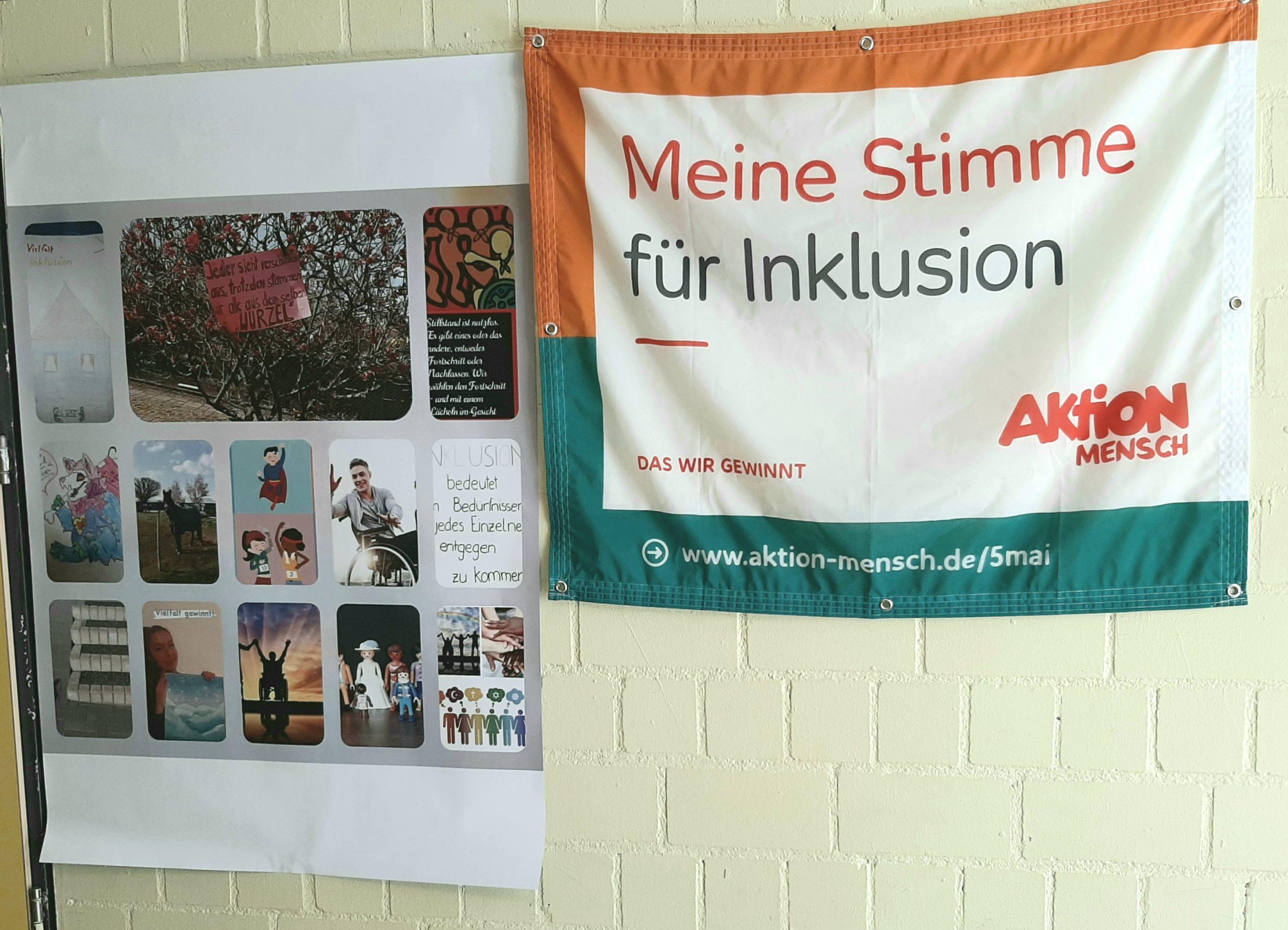 Lindenauschule nimmt am Aktionstag  für Inklusion und Vielfalt teil
