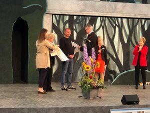 Lindenauschule belegt den 2. Platz des Nachhaltigkeitspreises der Stadt Hanau