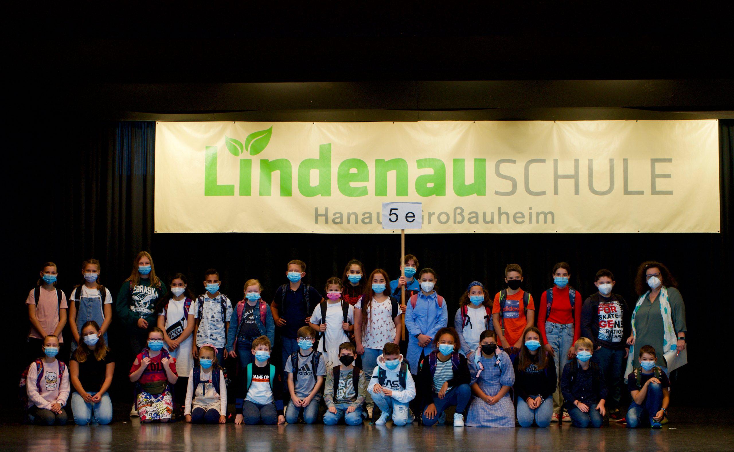 Lindenauschule begrüßt über 160 neue Fünftklässler